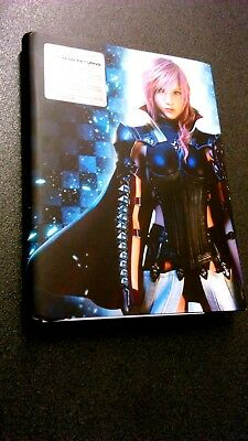 Artbook Final fantasy XIII collector
