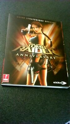 Guide book Tomb raider