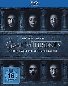 Game of Thrones - Staffel 6 [Blu-ray] | DVD | Zustand sehr gut