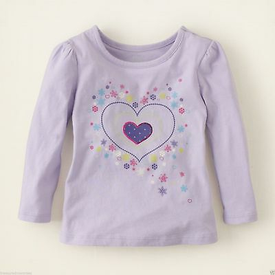 Children's Place Long Sleeve Shirt ~ Snowflake Print ~ Pick Your Size ~ NWT