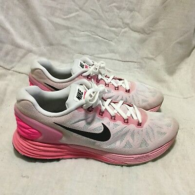 5175ad56cbef Nike Lunar Glide 6 Running Shoes   Multi Color ( Size 8.5 ) Women S
