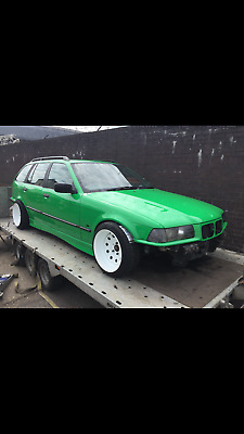 bmw e36 323 touring drift car/ track car / rollcaged/ (not v8,1jz, 2jz)