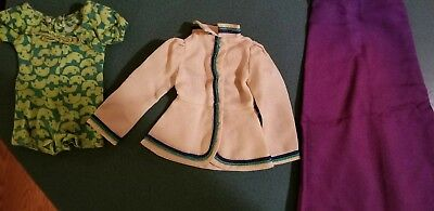 2 Vtg Ideal Crissy doll Outfits