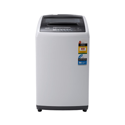 EURO ETL6KWH  6Kg Top Load Washer White