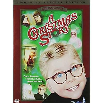 DVD: A Christmas Story (Two-Disc Special Edition), Bob Clark. Acceptable Cond.: