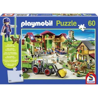Schmidt Spiele Puzzle Playmobil - On the Farm SW