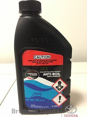 New Genuine Toyota Longlife Coolant 1 LT  Part TO0888980085