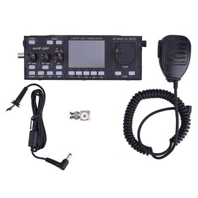 Recent 15W RS-918SSB HF SDR HAM Transceiver Transmit Power Scaner DT