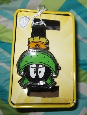 Marvin The Martian Watch - Never Used,,,, Never  Out Of Box
