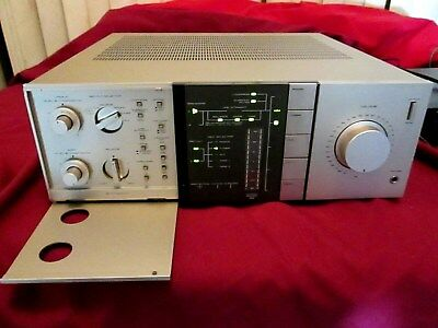 Pioneer A9 Integrated Amplifier rare top of the line vintage works great A 9
