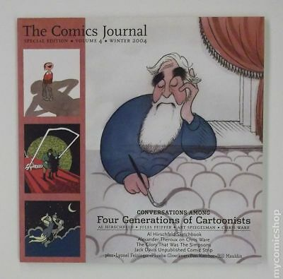 Comics Journal Special Edition #4 2004 NM- 9.2