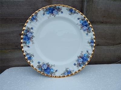 Royal Albert Bone China Moonlight Rose Dinner plate Made in England 1st quality