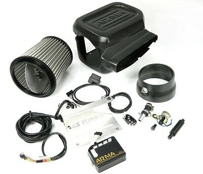 ARMA Hyper-Flow Carbon Air-Intake-System, Airbox - variabel - Mercedes A45 AMG