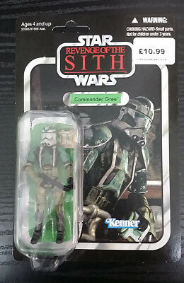 Star Wars Vintage Collection - VC43 Commander Gree (Greatest Hits)