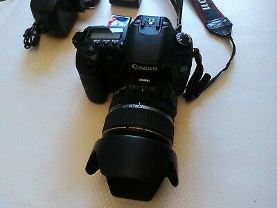 Canon EOS 30D 8.2MP DSLR mit Canon EF-S 17-85mm IS USM
