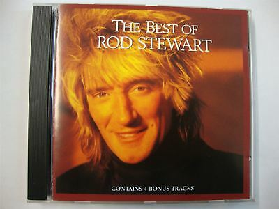 Rod Stewart - The Best of CD Album - 16 Greatest Hits