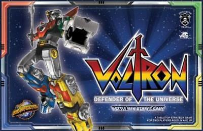 Privateer  Monsterpocal Voltron - Defender of the Universe, Battle Minia Box VG