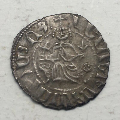 Medieval:Crusaders :Cilician Armenia Levon I 1198-1219 silver hammered coin
