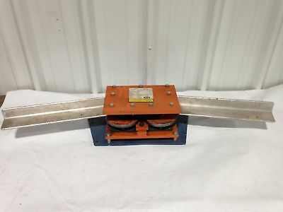 """30° Traffic Cop Conveyor Product Flow Control w/ 18"""" X 2"""" Arms"""