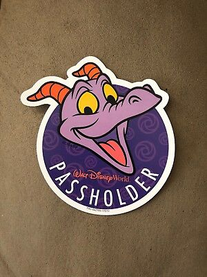 New Walt Disney World Annual Passholder Magnet- FIGMENT 2019 Arts Festival