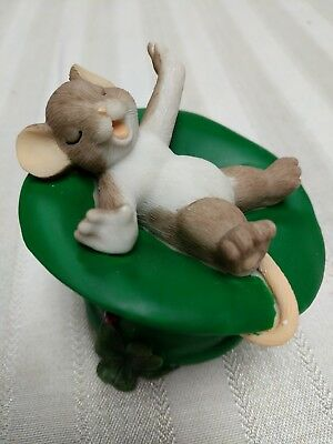 Charming Tails Top O' The Morning To You NIB