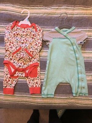 patagonia baby 0-3 months & 3-6 Month Clothes
