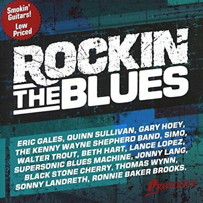 Rockin' the Blues - Self-Titled - CD - New