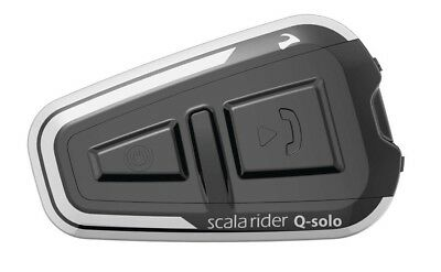 Cardo Scala Rider - Q-Solo Bluetooth System for Motorcycle Helmets - 210675