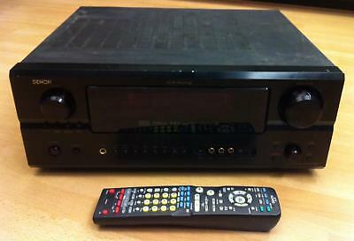 Denon 2805  7.1 CH Home Theater A/V Surround, Receiver - The Beast