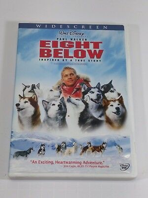 Eight Below (DVD, Widescreen Edition) Paul Walker