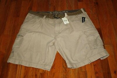 0d504438b0a NWT ARIZONA JEAN Co Flex Denim Classic Fit Distressed Shorts Size 36 ...