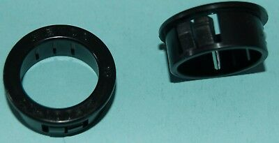 "1 1//8/"" SNAP-IN BUSHING GROMMET SB-1.093-14 BLACK HEYCO SET OF 20"