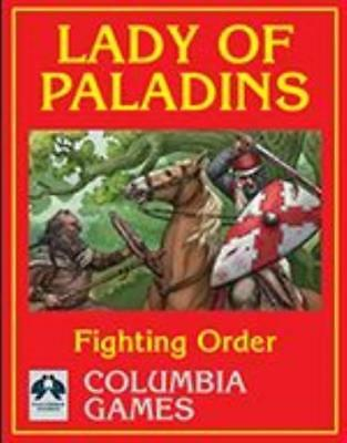 Columbia Games Harn Lady of Paladins Zip MINT