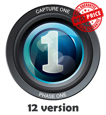 Phase One Capture One Pro 12 | MacOS | Latest ver. | RAW Digital Photo Converter