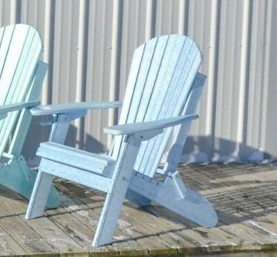 Excellent Folding Adirondack Chair Poly Lumber Wood Recycled Plastic Pdpeps Interior Chair Design Pdpepsorg