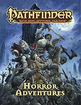 Pathfinder Roleplaying Game: Horror Adventures by Bulmahn, Jason