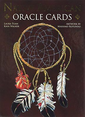 Native American Spirituality Oracle Cards by Tuan, Laura