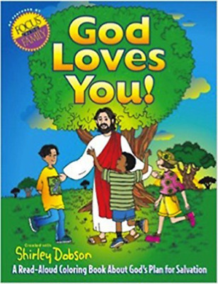 Dobson, Shirley-God Loves You! (UK IMPORT) BOOK NEW
