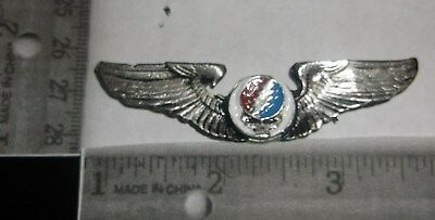 Vintage Grateful Dead Steal Your Face Wings Collectable Pin