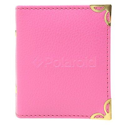 Polaroid Photo Album for 2x3 Zink Photo Paper (Snap, Zip, Z2300) - Pink