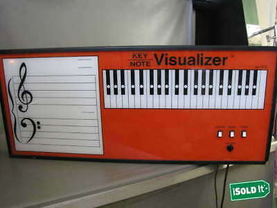 SCI KEY / Note Visualizer Model V7000 Keyboard Group Piano Lab Training Tool