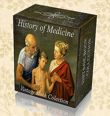 260 Ancient Medicine History Rare Books on DVD Western Indian Chinese Herbal 38