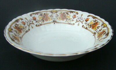 Royal Stafford 1980's Clovelly Pattern Soup Cereal or Dessert Bowls 17cm in VGC