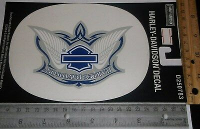 Vintage Collectable Harley Davidson Decal