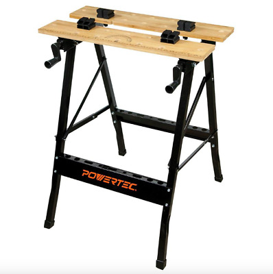 Astonishing Powertec Multi Work Station Tool Stand Table Portable Heavy Gmtry Best Dining Table And Chair Ideas Images Gmtryco