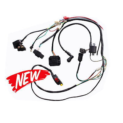 lifan 250cc wiring harness wiring diagram operations full wiring harness for 250cc 200cc zongshen pit bike hummer atomik lifan 250cc wiring harness