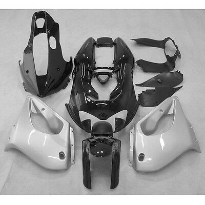 Hand Made Fairing Fit For YZF-1000 YZF1000R 96-03 97 98 99 Black Silver