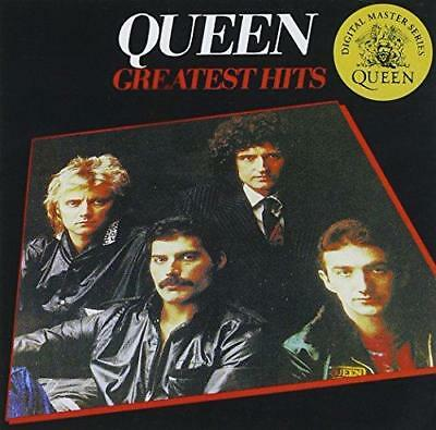 Greatest Hits, Queen, Good Original recording remastered