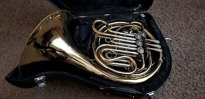 Holton H180 Professional Double French Horn, Worldwide Shipping!!