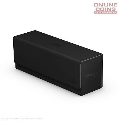 Ultimate Guard ArkHive™ 400+ Black Trading Card Storage Box